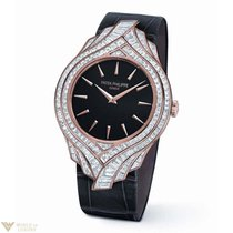 Πατέκ Φιλίπ (Patek Philippe) Calatrava Rose Gold and Diamonds...
