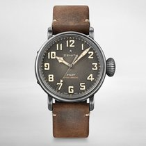 Zenith PILOT TYPE 20 EXTRA SPECIAL TON UP Steel-Brown 112430679