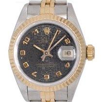 Rolex Ladies Rolex Watch 2-Tone Datejust Steel & Gold...