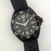 TAG Heuer F1 Calibre 5 'Black' automatic watch