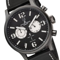 Jacques Lemans SPORTS Porto Chronograph XL white/black