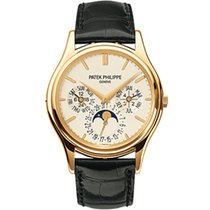 百達翡麗 (Patek Philippe) 5140J Yellow Gold Men Grand Complication...