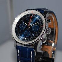 Breitling NAVITIMER 01 LIMITED EDITION AURORA BLUE