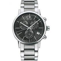ck Calvin Klein post-minimal Herren-Chronograph K7627161