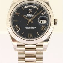 Rolex Day-Date 40mm 'blue dial' - NEW - ref. 228239