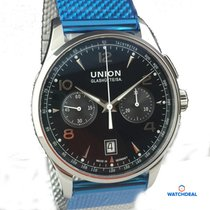 Union Glashütte Noramis Chronograph  D008.427.11.057.00