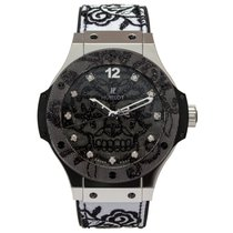 ウブロ (Hublot) Big Bang Broderie Steel 41 mm