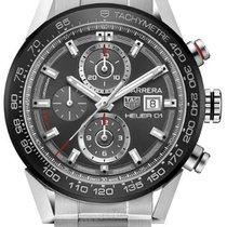 タグ・ホイヤー (TAG Heuer) Carrera Men's Watch CAR201W.BA0714