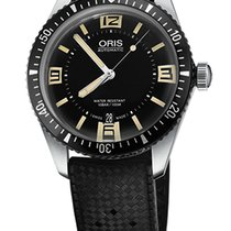 Oris Divers Sixty-Five Black