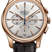 ゼニス (Zenith) Captain Chronograph 18.2110.400/01.c498