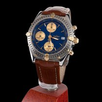 百年靈 (Breitling) CHRONOMAT STEEL AND GOLD