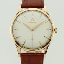 Omega Vintage Manual Winding 18K Gold Man
