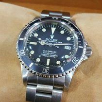 "롤렉스 (Rolex) Sea Dweller ""Rail dial"" 5mil serial circa..."