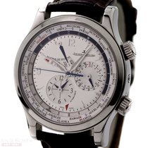 Jaeger-LeCoultre Master World Geographic Ref-1528420 Stainless...