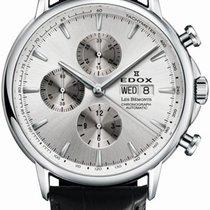 Edox Les Bémonts Chronograph Automatik 01120 3 AIN