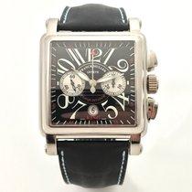 Franck Muller Conquistador King Cortez XXL 18K 750 Weissgold...