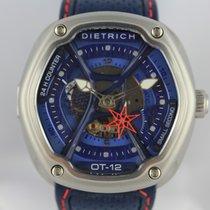 Dietrich 1969 Organic Time 12 Blue OT12