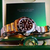 Rolex Sea-Dweller 4000 NOS SD4k 116600 Box&Papers