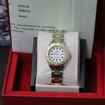 Rolex Yacht Master 69623 18K Yellow Gold & Stainless  Steel