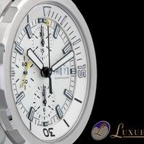 IWC Aquatimer Chronograph 44 Automatik Edelstahl Kautschukband...