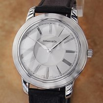 Tiffany and Co Resonator Quartz Swiss Made 37mm Stainless St...
