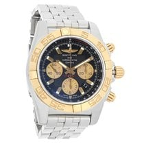 Breitling Chronomat 44 Mens Automatic Chrono Watch CB011012/B9...