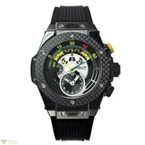 Hublot Big Bang 45mm Unico Bi-Retrograde Chrono Ceramic Carbon...