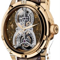 Louis Moinet Tourbillon Bronzite Unique Timepiece