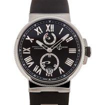 Ulysse Nardin Marine 45 Chronometer Date