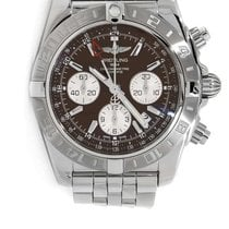 Breitling - Chronomat 44 GMT Chronograph Brown - AB042011/Q589...
