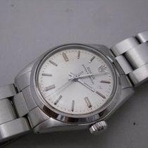 Rolex OYSTER PERPETUAL 31MM REF.6748 PLEX YEARS 1980