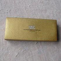 IWC Vintage Karton/Stoffbox 70er Jahre