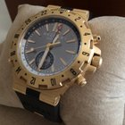 Bulgari Bvlgari Diagono Gmt 18 k gold