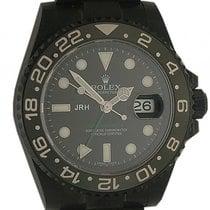 """롤렉스 (Rolex) GMT Master II """"Black Edition JRH"""" Stahl..."""