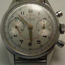 Cyma Tavannes Chronograph Vintage inv. 1259