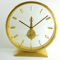 Jaeger-LeCoultre Table Clock   Stick-Movement    8 Days