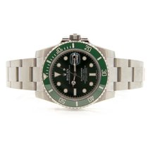 """Rolex Unworn / Stickers Green Submariner 116610 LV """"Hulk&#..."""