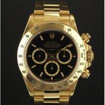 "Rolex Daytona Zenith 16528 yellow gold 4 lines ""Floating"""