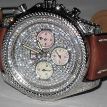 Breitling Bentley 6.75 MOP Diamonds