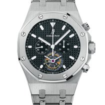Audemars Piguet Royal Oak Tourbillon Stainless Steel Chronograph