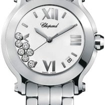 Chopard Happy Sport Round Quartz 36mm 278477-3001