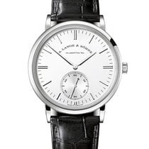 A. Lange & Söhne 380.027 Saxonia Mens 385mm Automatic in...