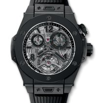 Hublot Big Bang 45 mm Tourbillon Cathedral Minute Repeater All...