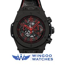 Hublot - Big Bang Unico All Black Red Ref. 411.CI.1190.LR.ABR14