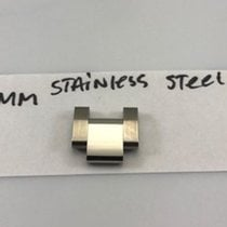 Rolex Replacement Link 15mm Stainless Steel Center Polished...