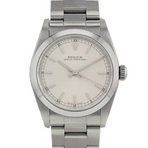 Rolex Oyster Perpetual Datejust Lady en acier Ref : 77080 Vers...