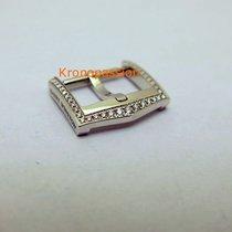 Harry Winston Diamonds Buckle 18K White Gold Taper 16mm