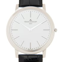 Jaeger-LeCoultre Master Ultra Thin 950 Platinum White Manual...