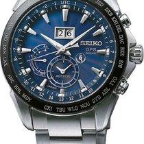 Seiko Astron GPS Solar Chronograph SSE147J1