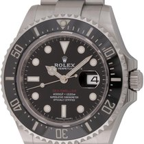 Rolex : Sea-Dweller 43mm :  126600 :  Stainless Steel : black...
